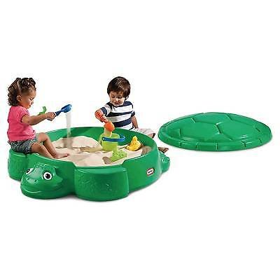 Little Tikes Green Turtle Sandbox