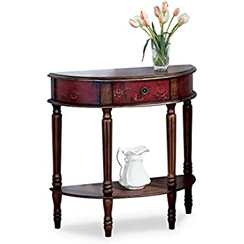 Amazon.com: woybr 667272 Demilune mesa consola: Kitchen & Dining
