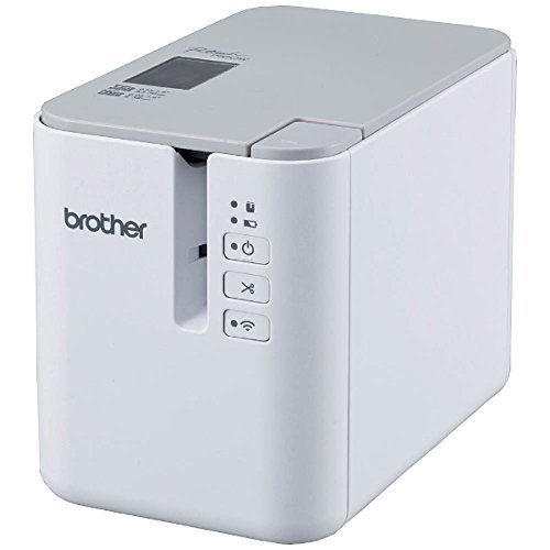 Brother Mobile PTP900W PT-P900W Powered Wireless Desktop Laminated Label Printer