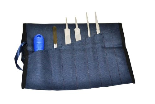 Locksmith File Kit #3 by Grobet USA