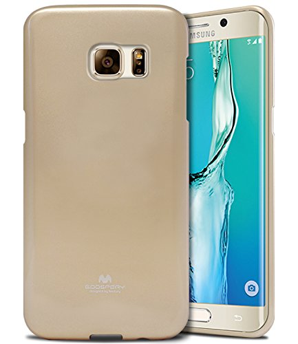 Goospery Samsung Galaxy Rubber S6EP JEL GLD product image