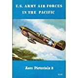 U. S. Army Air Forces in the Pacific, Rene J. Francillon, 0816803048