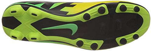 Nike Menns Mercurial Vortex (fg) Levende Gul / Svart / Neo Lime