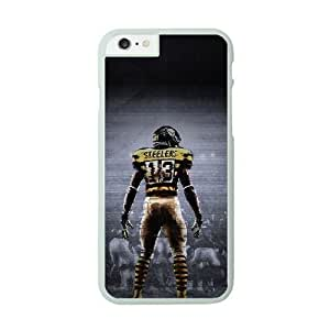 Case Cover For SamSung Galaxy S6 White Cell Phone Case Cleveland Browns NFL Generic Phone Women NLYSJHA1798