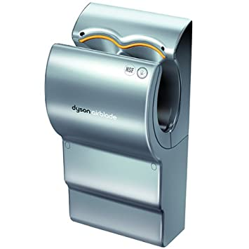 Dyson - AB03 gris - Secador de manos aire frío 1600 W Airblade: Amazon.es: Hogar