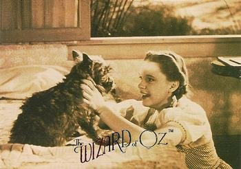 - Dorothy (Judy Garland) & Toto trading card (The Wizard of Oz) 1996 DuoCards #5