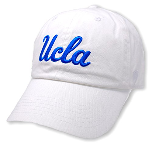 (Top of the World UCLA Bruins Men's Hat Icon, White, Adjustable )