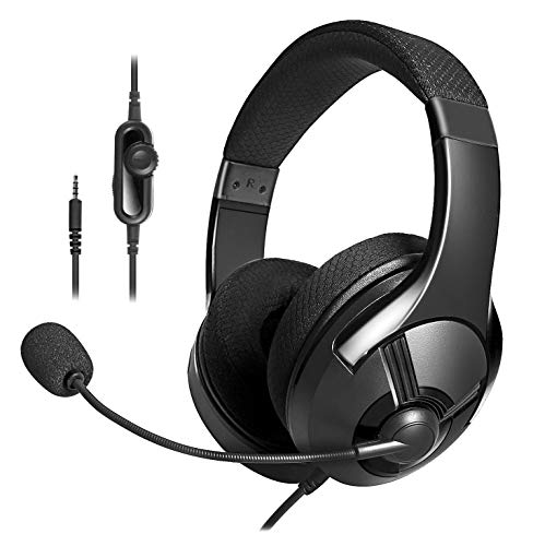 AmazonBasics Gaming Headset - Black
