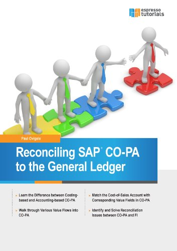 Download Reconciling SAP COPA to the General Ledger Pdf