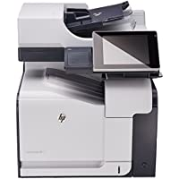 LaserJet 500 M575F Laser Multifunction Printer - Color - Plain Paper Print - Desktop