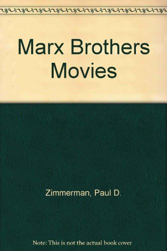 The Marx Brothers at the Movies
