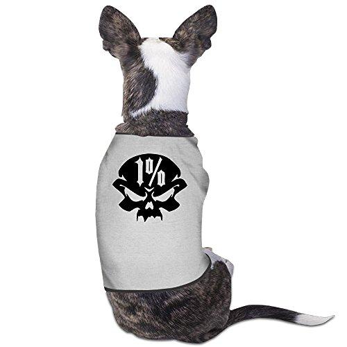 Theming 1%er Biker Dog Vest (North Carolina Halloween Costumes)