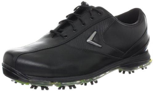 Callaway Footwear Men's Razr X Golf Shoe,Black/Black,11 W US