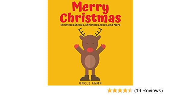 Merry Christmas Jokes.Amazon Com Merry Christmas Christmas Stories Christmas
