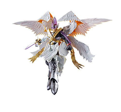 Tamashii Nations Digimon 07 MagnaAngemon, Bandai Digivolving Spirits