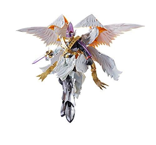 (Tamashii Nations Bandai Digivolving Spirits 07 Holy Angemon Digimon Action Figure)
