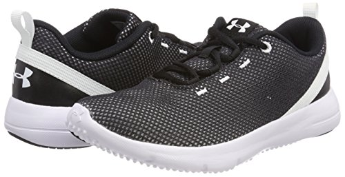 Femme 2 Noir Fitness W Armour Squad De Ua black Chaussures Under cZHq1TRy