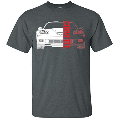 WheelSpinAddict C6 Chevy Corvette T-Shirt