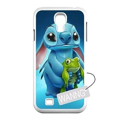 Lovely carcasa de Lilo y Stitch Samsung Galaxy S4 I9500 ...