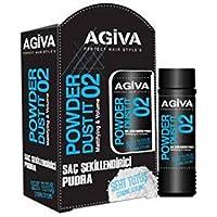 Agiva Styling Powder Wax 02 Strong Styling