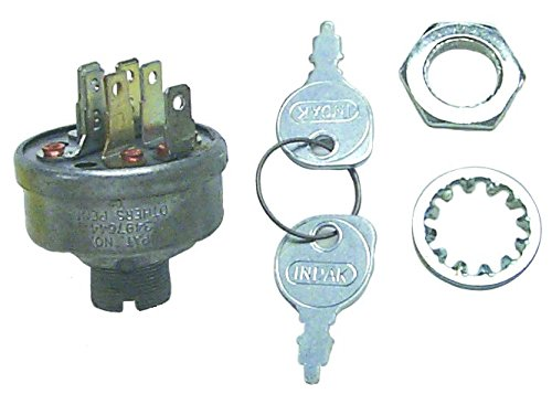 Prime Line 7-01895 Ignition Switch Replacement for Model Murray 92377 ()