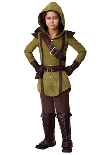 Boy's Robin Hood Costume Medium ()