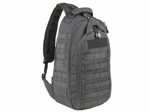 Condor Solo Sling Bag – Black, Outdoor Stuffs