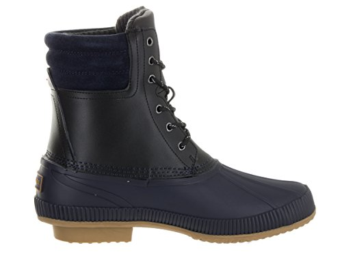Tommy Hilfiger Mens Boot Claymont Nero Multi