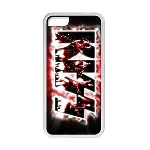 MMZ DIY PHONE CASERockband Modern Fashion Guitar hero and rock legend Phone Case for ipod touch 4(TPU)