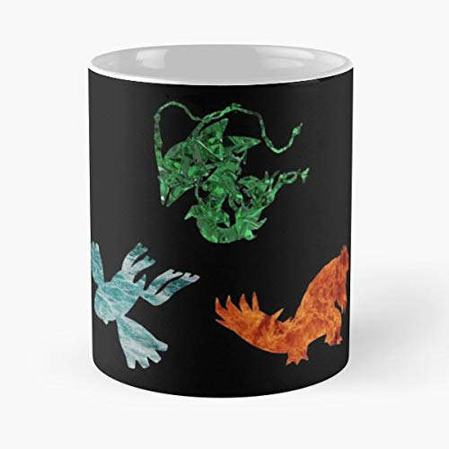 Hoenn {{%20}}weather {{%20}}trio {{%20}}legendary - Funny Gifts For Men And Women Gift Coffee Mug Tea Cup White 11 Oz.the Best Holidays.
