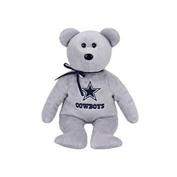 Ty Beanie Baby Dallas Cowboys Football Bear  Amazon.ca  Toys   Games 627137abb