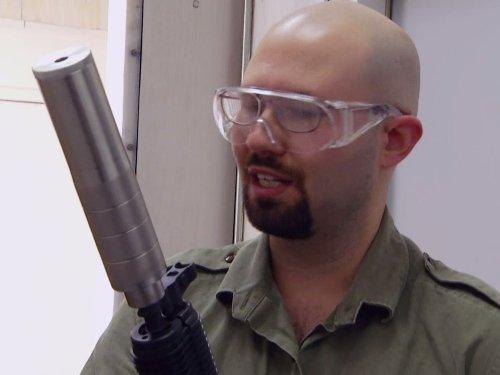 - AK-47 Silencer