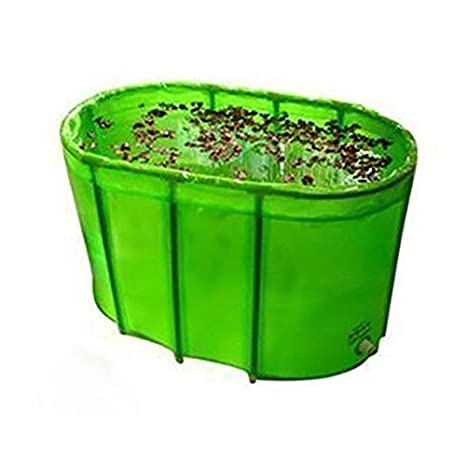 Amazon.com: Wholesale Verde Doble – Bañera plegable/bañera ...