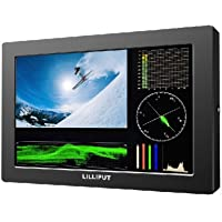 Lilliput Q7 7 Full HD LED Monitor with HDMI/SDI Cross Conversion, 1920x1200