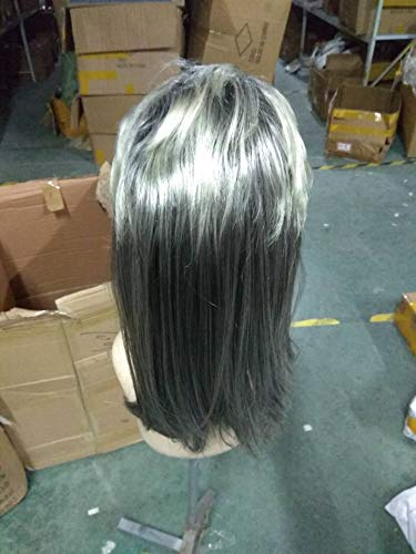 Wigs For Black Women 2019 Men Fashion Brown Short Hair Wig Perfect Carnivals Party Cosplay Festival by BOLUOYI (Image #9)