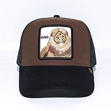 QQYZ Sombrero Bordado Sombrero De B/éisbol Patr/ón Bordado Sombrero