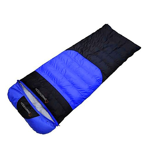 Emarth Extreme Cold-Weather Winter Sleeping Bag (-22F~41F) with Ultra Compact Design Blue