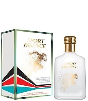 Esencia deportiva por fragancia preferida inspirada en Polo Blue ...