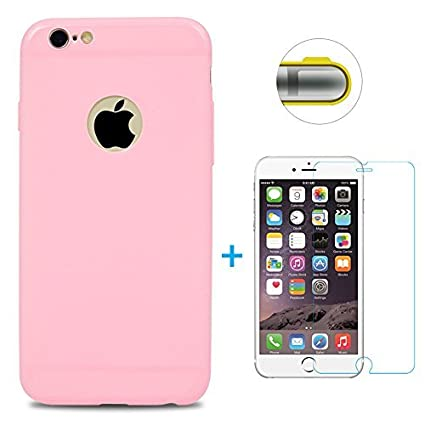 carcasa silicona gel iphone 6