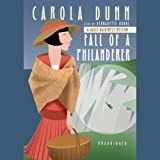 Bargain Audio Book - Fall of a Philanderer  A Daisy Dalrymple
