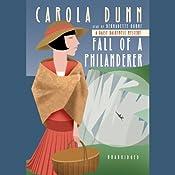 Fall of a Philanderer: A Daisy Dalrymple Mystery   Carola Dunn