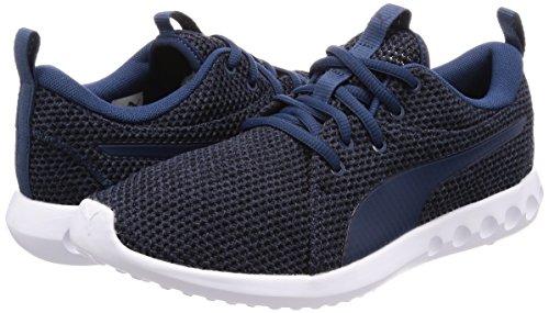 Homme Cross Carson Bleu Des Sneakers Knit Nature 2 Sargasses caban Puma IPYxOO