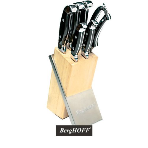Find a BergHOFF 7-Piece Forged Knife Block Set