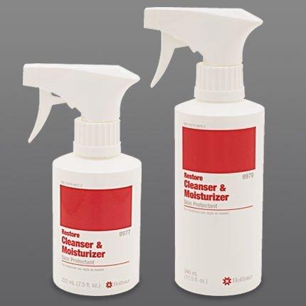 Hollister Skin Cleanser - Hollister Restore Wound Cleanser & Moisturizer 8 oz Spray Bottle - Each