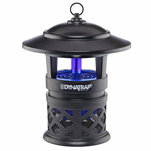 DynaTrap Insect Trap UV Fluorescent with 2 Extra UV Bulbs (Acre Mosquito Trap 1)