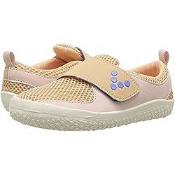 Vivobarefoot Kids Baby Girl's Mini Primus Coral Shoe