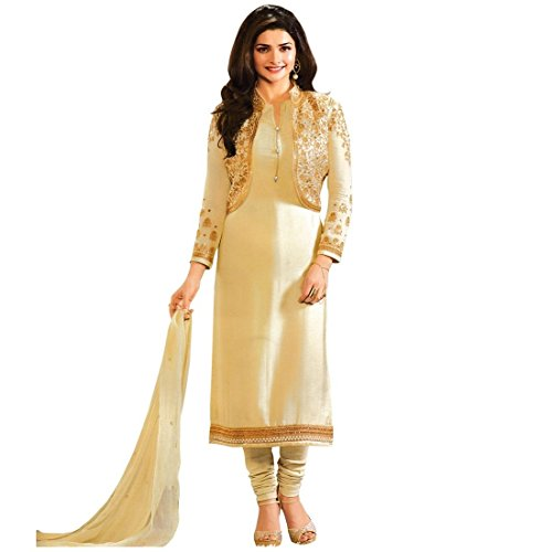 Designer Wedding Formal Embroidered Salwar Kameez Georgette India