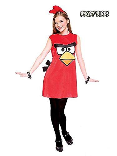 Tween Angry Birds Red Bird Girls