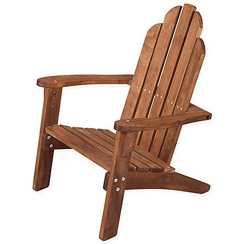 Lakeville Shores Child's Adirondack Chair by Generic