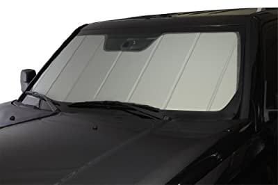 Covercraft UVS100 Heat Shield Custom Fit Windshield Sunshade for Select Dodge/Mercedes-Benz Models - Laminate Material